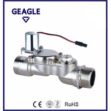 Bi-stable toilet flush water solenoid valve ZY-F06