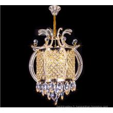 LT-78186 petite lampe en cristal court lustre en cristal petit pendentif lumières