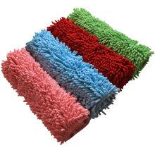 Quadratische bunte kundenspezifische Chenille-Teppiche und Teppiche