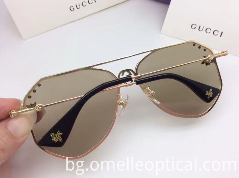 Mirrored Sunglasses Cat Eye