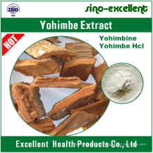 Natural Yohimbine Hydrochloride Extract Powder