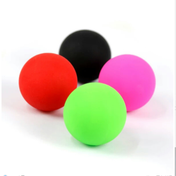 100% Natural Rubber Lacrosse Massage Ball
