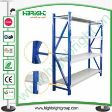 Warehouse Heavy Duty Long Span Almacenamiento Pallet Rack