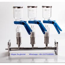 MVF-3G 3-Branch Glass Funnel Manifolds Filter