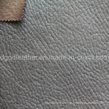 Cuero transpirable de muebles de alta calidad (QDL-FB060)