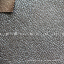 High Quality Breathable Furniture Leather (QDL-FB060)