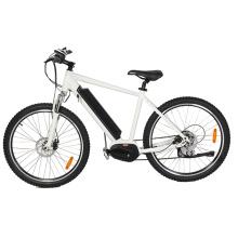 Hohe Qualität 250 Watt Bafang Max Mitte fahren elektrische Mountainbike Elektrofahrräder