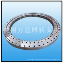 Guindaste de convés marinho rolamento de anel giratório