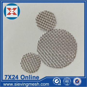 Wire Mesh Disc Penapis Stainless Steel