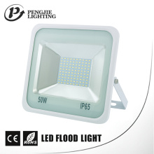 50W Hot Selling LED Square Floodlight para exterior