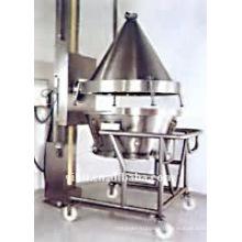 YS Fluid Bed Hopper Lift Machine (bowel inverter) used in machine