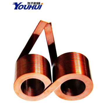 Bobine de noyau d'air de cuivre personnalisée