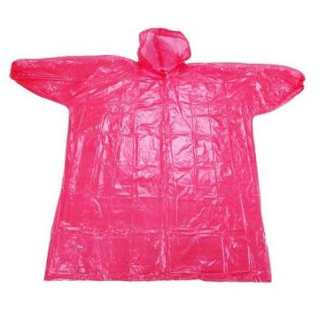 rojo impermeable desechables damas
