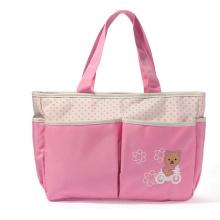 Multifunctional Fashion Mummy Bag Baby Diaper Bag