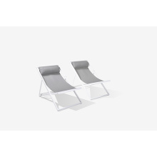 Aluminum Sling Patio Beach Chair