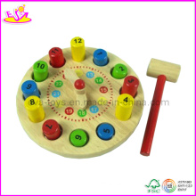 Wooden Baby Hammer Game Toy (W11G012)