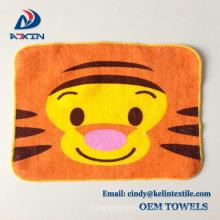 Lavar Panos Macios Mini Toalhas 25 X 25cm bebê toalha de mão de algodão