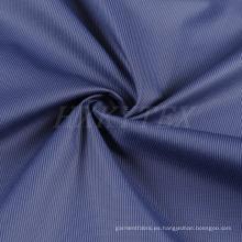 Recubrimiento con Spandex Nylon y Polyester Blend Stripe Fabric