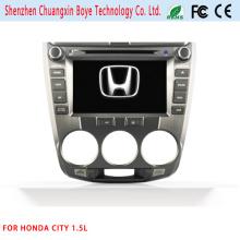 Car GPS Navigation for Honda City 1.5L DVD Player