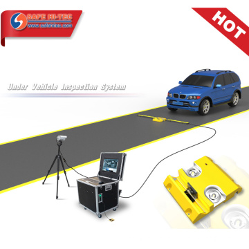 Under Vehicle Surveillance System (Temporary security) Uvss (Portable)