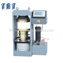 Machine d'essai de pression de CTM d'équipement d'essai d'affichage à cristaux liquides d'affichage numérique de T-BOTA TBTCTM-LCD2000S