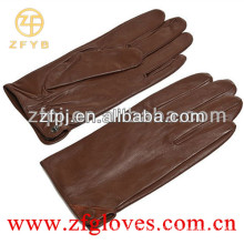 Premium quality sheep leather gloves for man