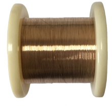 hot sale copper nickel alloy wire 6J8 6J11 6J12 6J13 constantan wire  manganin wire  for cables and electronic parts