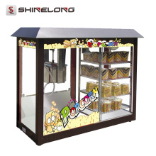 ShineLong Heavy Duty kommerzielle Hot Maker Machine Kernel Popcorn