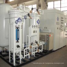 Industrieller PSA-Stickstoff-Generator mit Behälter