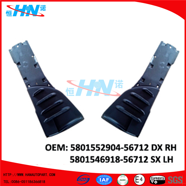 Aftermarket Air Conveyor 5801552904 5801546918 Truck Parts