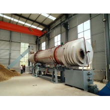 Rotary carbonization furnace Uling machine