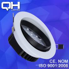 Fabricante de luminária de teto 3w/5w/7w/9w/12w/15w/18w de fornecimento de Guangzhou