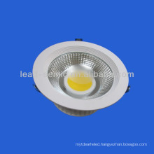 COB down light 30w 8 inch dimmable Led lamps/ lights