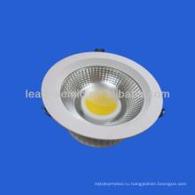 Dimmablece rohs epistar чип светодиодные потолочные светильники cob 9w 3inch 220v