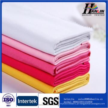 2016 Algodão de alta qualidade 100 algodão jersey tecido de malha