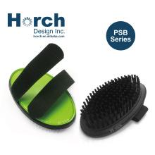 Hand Tools Palm Pad Pet for Bath Metal Bristle Hair Brush