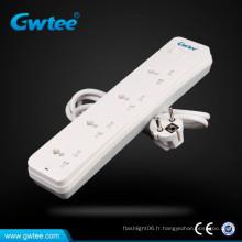 Obturateur de sécurité protection de surcharge universelle prise électrique fil électrique
