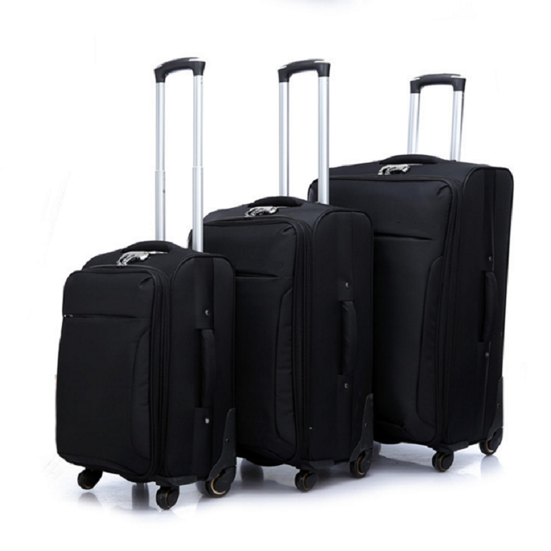 3 pcs trolley bag