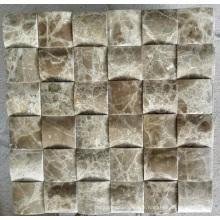 Mosaïque en mosaïque en mosaïque en mosaïque 3D (HSM215)