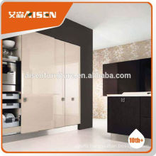 On-time delivery factory directly mdf kitchen cabinet simple designs