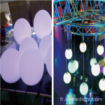 DJ Clubs Effet de scène LED Magic Ball 30cm