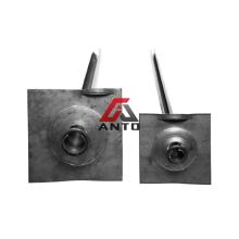 Split Set Anchor Rock Bolt Q345 Steel Plate
