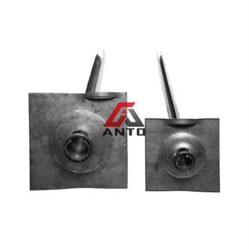 Разъемный анкерный анкерный болт Q345 из стальной пластины