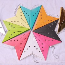Pms Color Hanging Home Decoration Christmas Color Star Lanterns 60cm