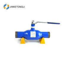 stainless steel gas heat water supplying fully welded ball valves