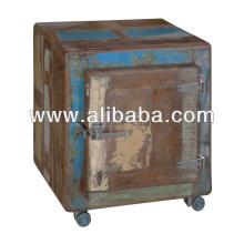 Recycler les meubles en bois