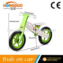 Nuevo producto caliente para 2016 scooter de juguete de madera
