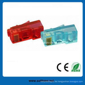 8p8c Netzwerkkabel Cat5e RJ45 UTP Modular Stecker