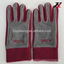 Перчатки красного флиса высокого качества с низкой ценой