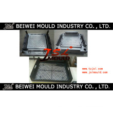 Hot Plastic Injection Bread Crate Mold